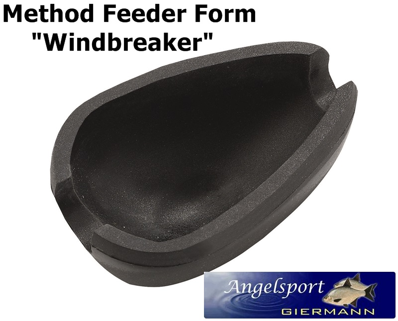 "Zam. Method Feeder Form ""Windbreaker"""