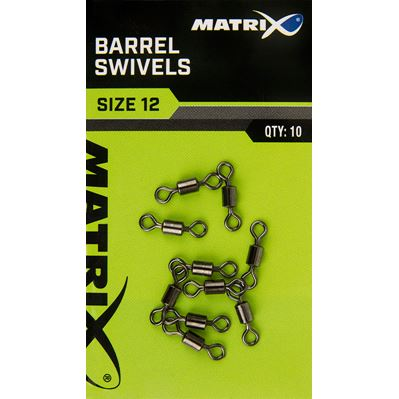 Matrix Barrel Swivels Gr. 18