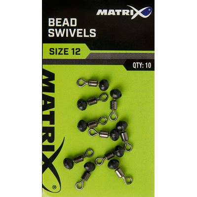 Matrix Bead Swivels Gr. 12