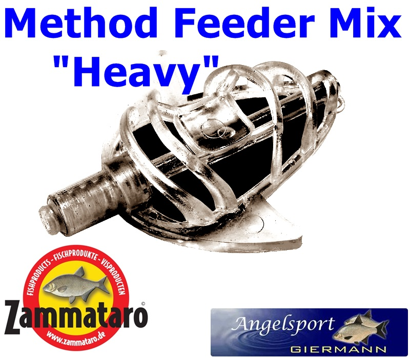 "Zam. Method Feeder Mix ""heavy"" 1kg"