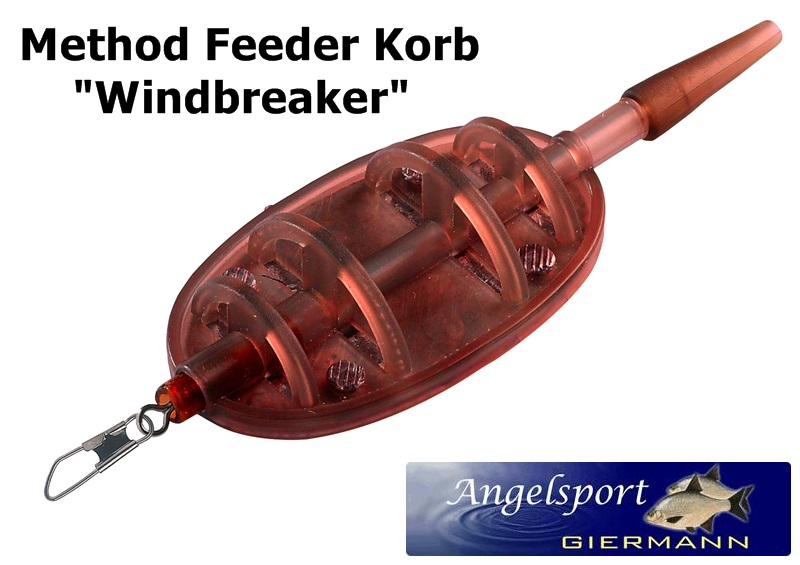 "Zam. Method Feeder Korb ""Windbreaker"" 20g"