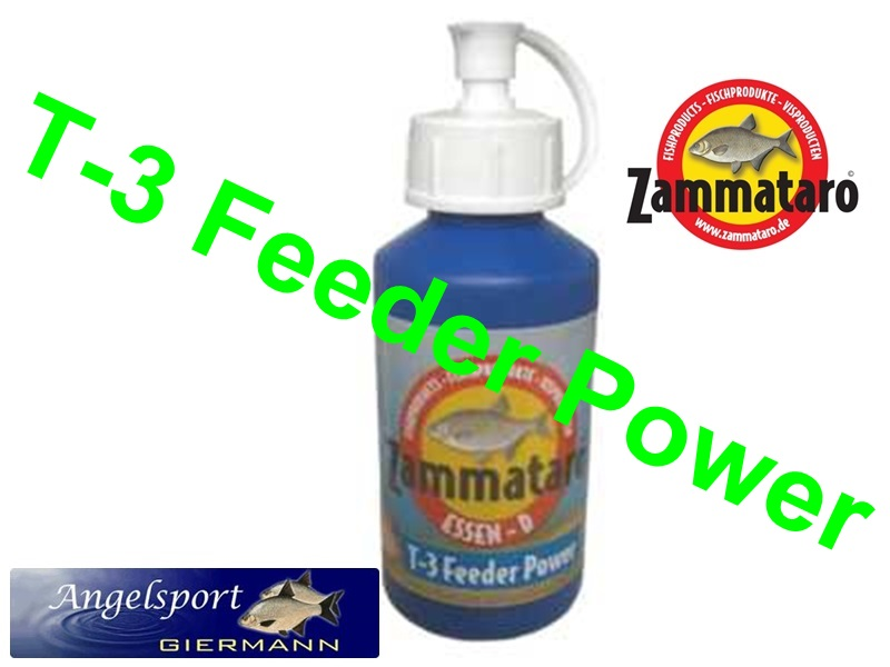 Zammataro T-3 Feeder Power Spritzaroma 50ml
