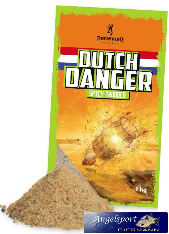 "Browning Dutch Danger ""Spicy Thunder"" 1Kg"