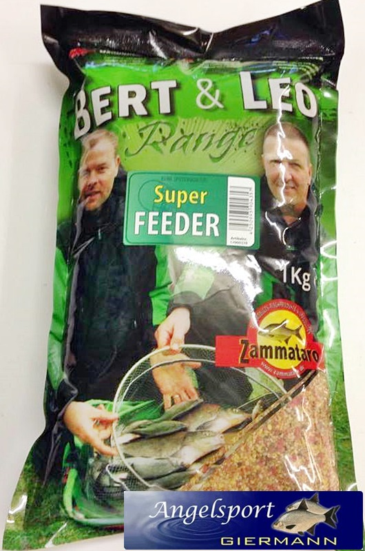 Zam. Bert&Leo Super Feeder 1kg